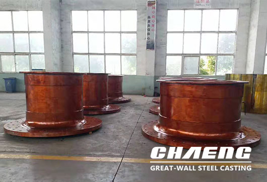 CHAENG ball mill trunnion