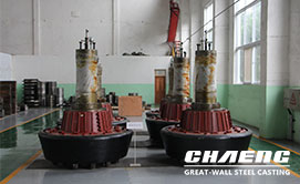 Grinding roller for vertical roller mill