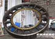 Precautions for buying ball mill ring gear