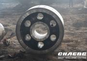 CHAENG support roller for kiln, production details determine success